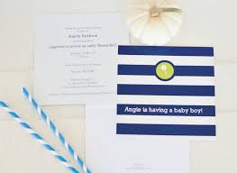 modern baby shower invitations with purpletrail