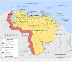 Venezuela Map Ny Times Alleges That Venezuelans Are Starving Saboteur365
