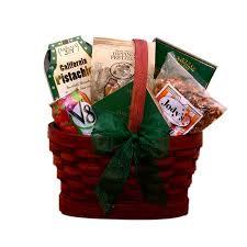 healthy snack gift basket mini healthy snacks gift basket walmart