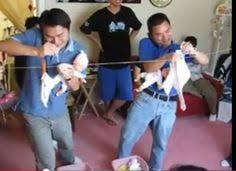 hilarious baby shower minute to win it baby shower are and easy to plan and