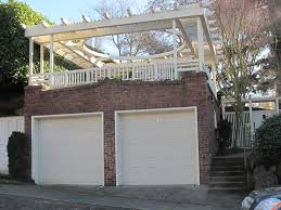 pergola over garage from atlanta best pergola over garage home image of how to build a pergola over garage door