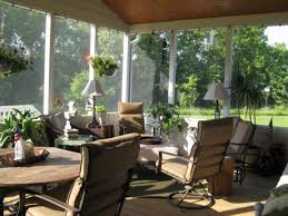 back porch roof ideas decorating your screened in porch screened