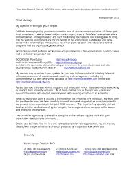 cover letter for ngo 28 images curriculum vitae curriculum