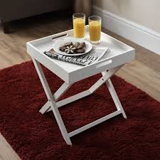wilko butlers tray table at wilko com