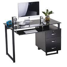 Purple Computer Desk by Officemax Glass Top Computer Desk Best Home Furniture Decoration