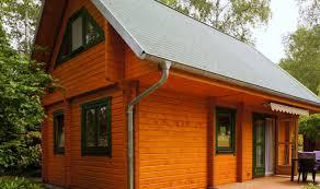 Holzhaus Zum Wohnen Kaufen Ferienhaus