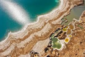 Dead Sea Map Dead Sea Collection