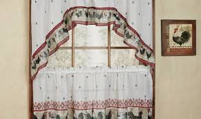 Sears Custom Window Treatments by Kitchen Beautiful Kitchen Curtains At Sears With Drapes And