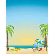 themed writing paper great papers by the beach letterhead 80ct walmart com