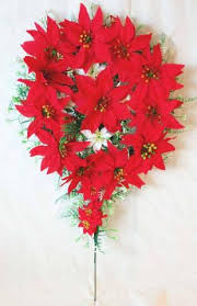 seasonal and flower arrangements for cemeteries and