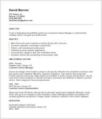 Sample Resume Of Customer Service Manager by Image Result For Resume Leasing Consultant Leasing Consultant