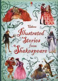 illustrated stories from shakespeare clothbound story collections