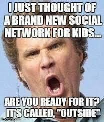 i just thought of a brand new social network for kids meme funny