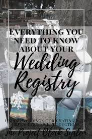 wedding registry book everything you need to about your wedding registry green