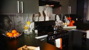 stainless steel backsplash tiles pictures ideas from hgtv hgtv
