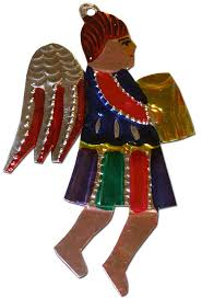 37 best colored tin ornaments images on pinterest mexican