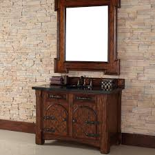 Black Distressed Bathroom Vanity Bathroom Design Distressed Grey Teak Wooden Bathroom Vanity