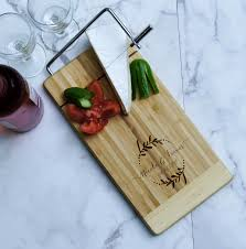 personalized cheese tray personalized cheese board custom cheese board cheese cutter
