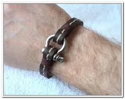 leather bracelet clasps images Mens bracelet clasp types jewelry best craft ideas gallery jpg