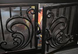 cast iron fireplace doors 83 awesome exterior with back to