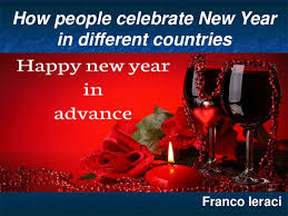 franco ieraci awesome new year 2017 celebration in different coun u2026