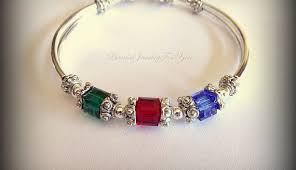 s day bracelets with birthstones capricious mothers bracelet infinity charm initial like this item