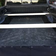 camping platform with memory foam mattress top tacoma world