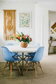 Rooms That Make WalltoWall Carpet Shine  DesignSponge - Carpet in dining room