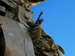 Large Eiffel Tower Statue Where To Find The Statue Of Liberty Hidden In Paris French Moments