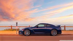 Nissan Gtr Blue - blue nissan gt r hd desktop wallpaper widescreen high