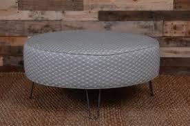 Upholster Ottoman Upholstered Ottoman Coffee Table Foter