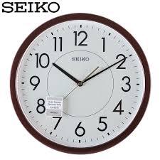 usd 143 00 2017 new seiko japan seiko clock silent luminous 14