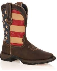womens brown cowboy boots size 11 savings on durango rebel s flag cowboy