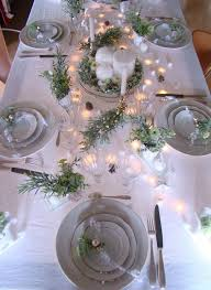 diy christmas decorations for your table 15 ideas to inspire you