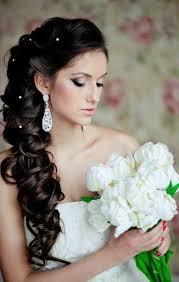 coiffure mariage cheveux lach s coiffure mariee cheveux boucles les tendances mode du automne