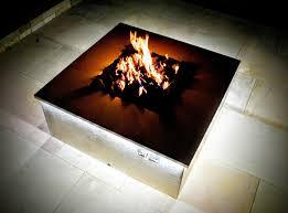 Custom Gas Fire Pits - custom gas fire pit u2013 outdoor living