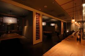 Japanese Traditional Kitchen Yoichi Restaurant By Design Studio Crow Mie U2013 Japan Retail