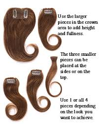 hair pieces for crown area raquel welch wigs 4pc volumizer elegantwigs com
