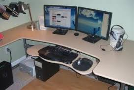 build your own custom ergonomic desk