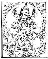 Buddhist Coloring Pages Many Interesting Cliparts Buddhist Coloring Pages