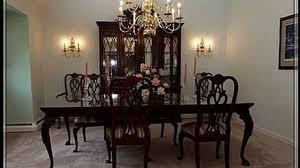 ebay ethan allen dining table ethan allen dining room ebay