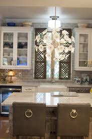 kitchen design ideas eclectic kitchen rustic medium tone cabinet