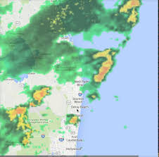 Weather Radar Maps Weather Radar Jupiter Fl 12 5pm July 24 2015 Youtube
