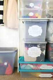 how to organize a kids closet classy clutter