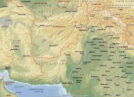 sukkur map pakistan map and pakistan satellite images