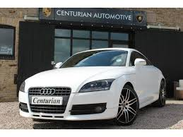 used audi tt coupe for sale used audi tt 2010 petrol 2 0t fsi 2dr coupe white manual for