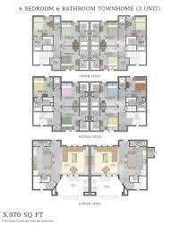 100 6 bedroom house plans luxury plan 3d villa gascity for