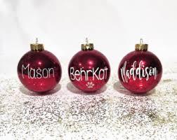 sumptuous design inspiration personalized ornament