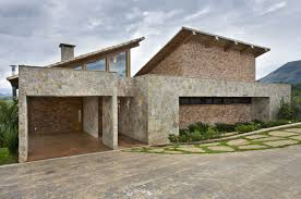 popular modern stone architecture gallery ideas 8428