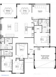 contemporary home floor plans modern floor plans for new homes luxury modern house plans